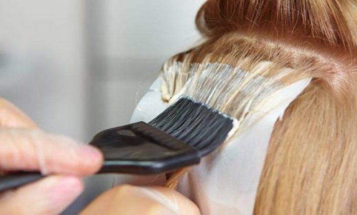 Mit apo e vërtetë, a mund t'i lyesh flokët në mënyrë organike?
