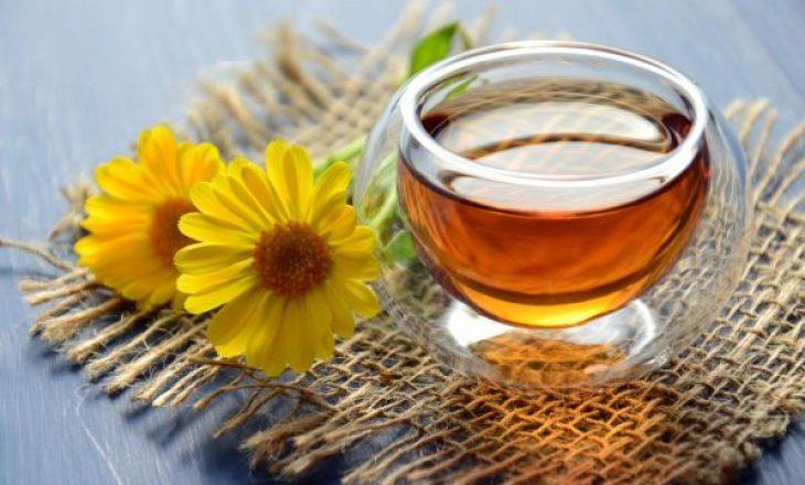 Receta e përgatitjes së çajit që ndihmon në forcimin e eshtrave