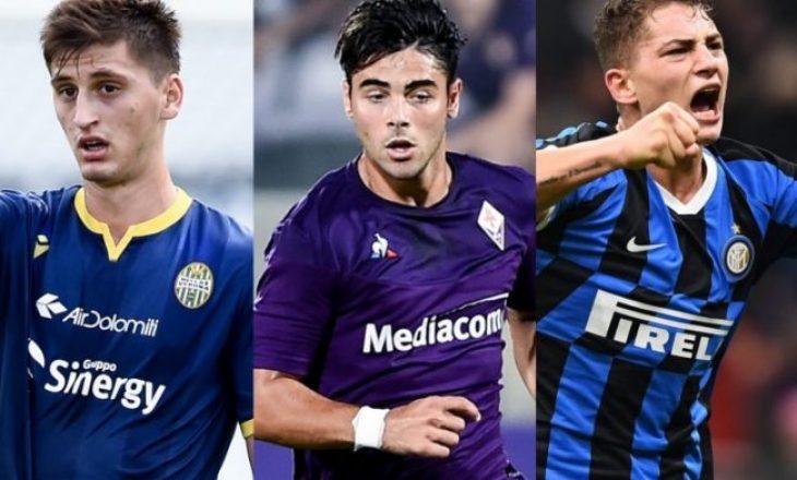 Lojtarët që paguhen më së paku në Serie A, mes tyre edhe një shqiptar
