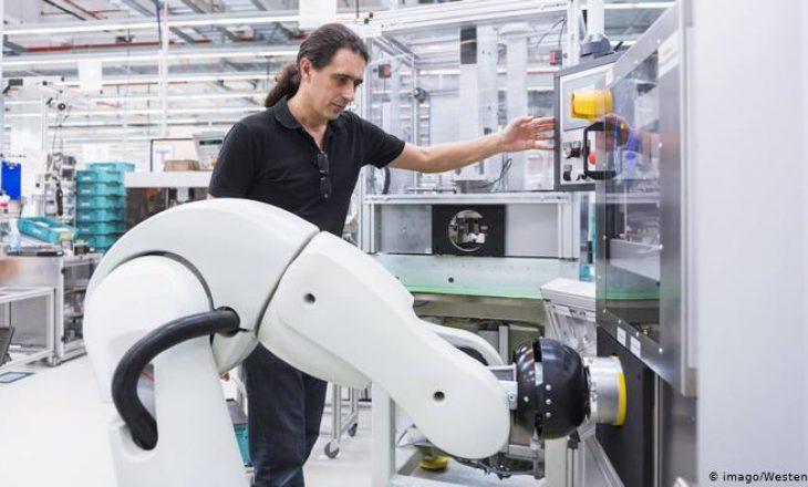 Industria gjermane e robotikës i shpall luftë koronavirusit
