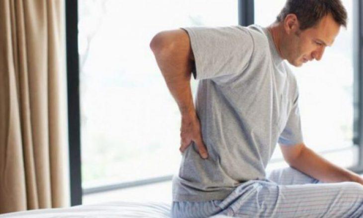 Çfarë duhet të bëni nëse zgjoheni me dhimbje mesi