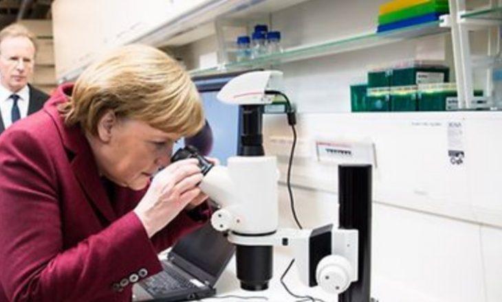Kryeshkencëtarja e Gjermanisë