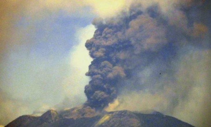 Aktivizohet vullkani më i madh i Evropës, Etna