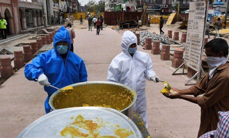 Koronavirusi mund të dyfishojë numrin e njerëzve që përballen me krizën e ushqimit