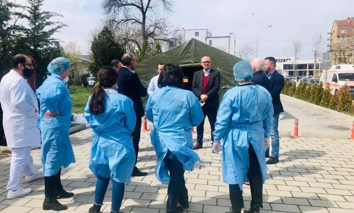 81 të prekur me koronavirus, Ferizaj ia kalon Malishevës