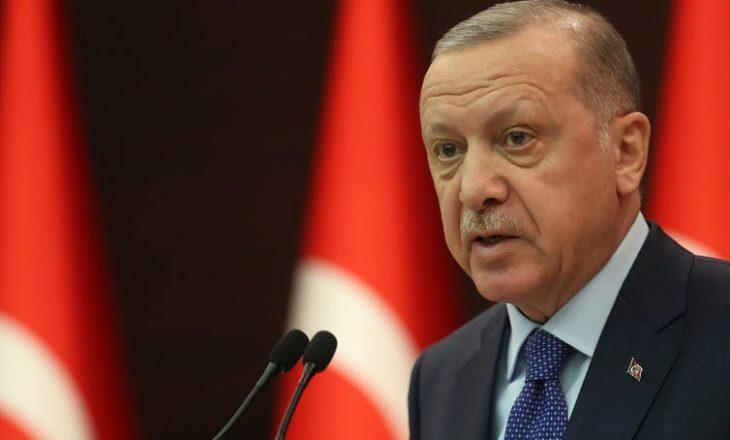 Erdogan mbështet imamin i cili thotë se homoseksualizmi sjell sëmundje