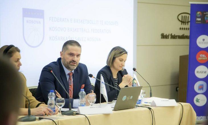 FBK mori pjesë në videokonferencën e organizuar nga FIBA – ja çka u diskutua