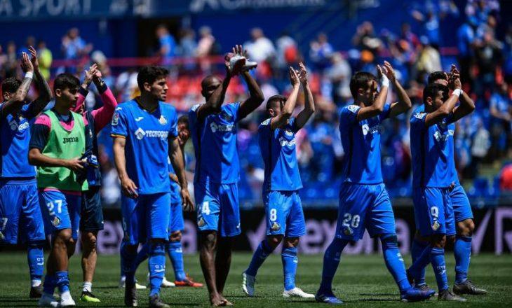 Mesfushori shqiptar afër kalimit në La Liga