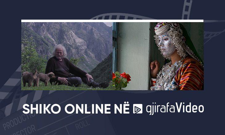 U lansuan edhe dy filma të ri vendor në GjirafaVideo