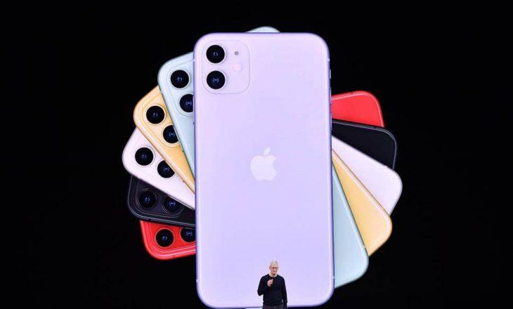 """Një """"bombë"""" e re e tekstit Apple shkakton dëme në iPhone"""