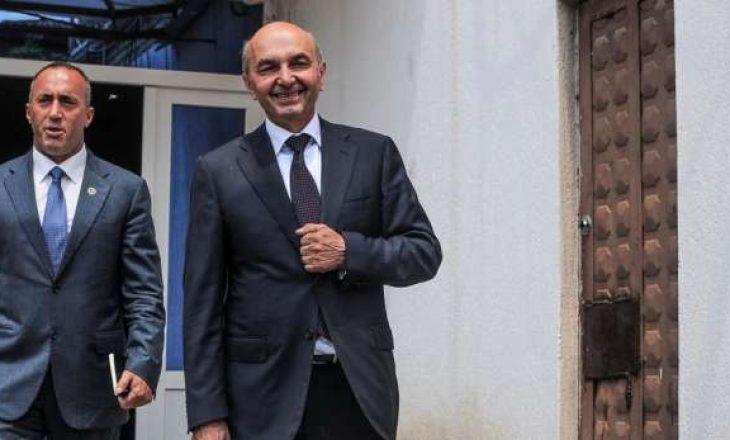 Isa Mustafa i shkruan letër Ramush Haradinajt për qeverinë e re