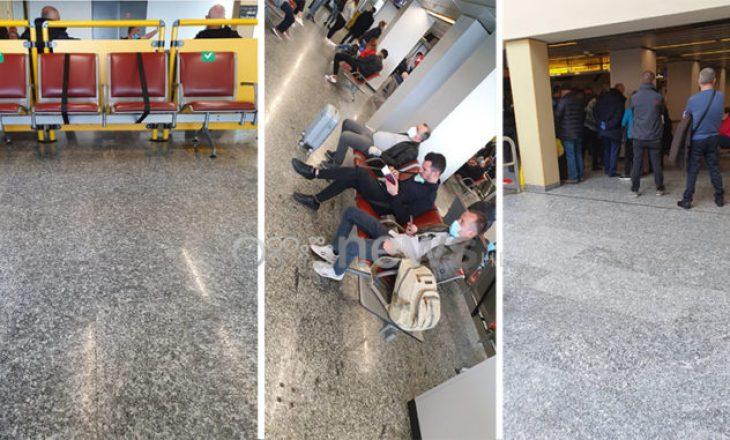 Karrige bosh dhe dezinfektim, si po menaxhohet coronavirusi në aeroportin e Milanos