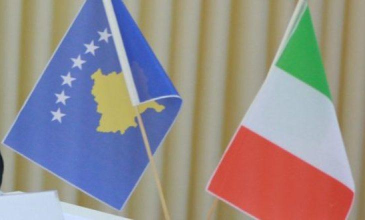 Hyseni: Italia pajtohet që dialogu duhet të përmbyllet me normalizim të plotë të raporteve Kosovë-Serbi
