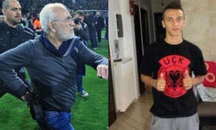 """Futbollisti shqiptar: """"Kur dola me UÇK-në në futbollin grek, si të kisha vrarë njerëz"""""""
