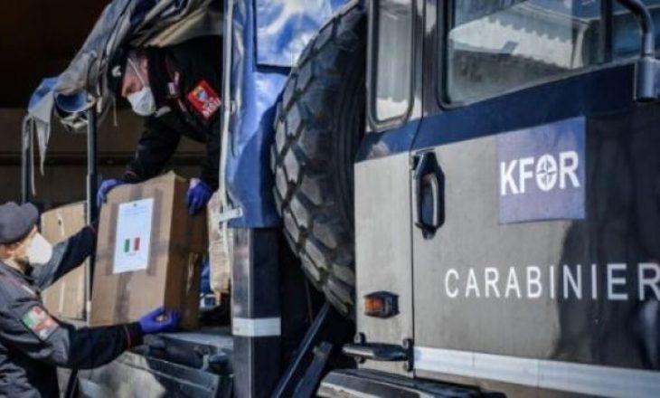 Karabinierët italianë ndihmojnë komunitetet në 14 komuna të Kosovës