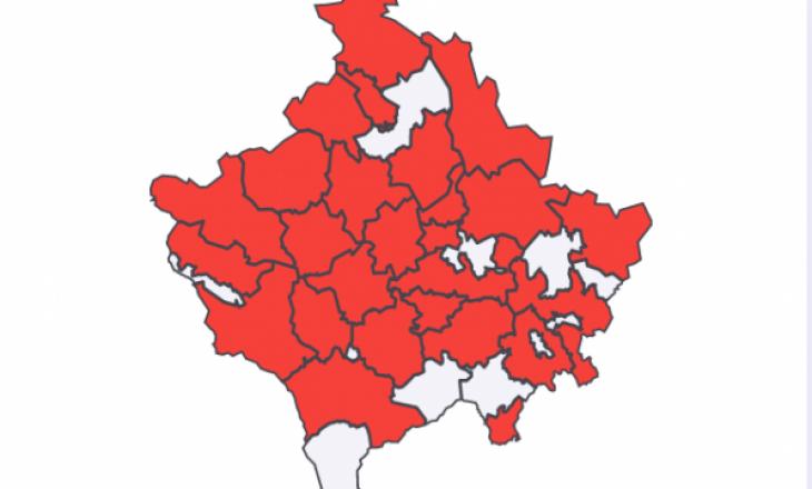 Këto janë komunat e Kosovës që nuk janë prekur nga Koronavirusi
