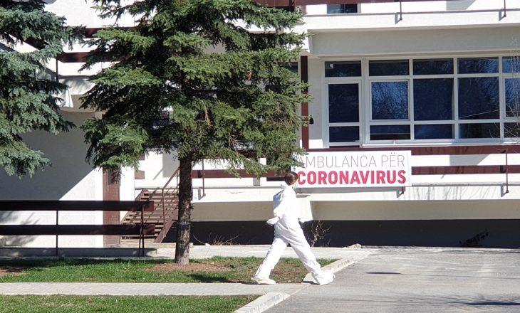 Nga këto komuna janë të infektuarit e rinj me koronavirus