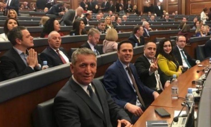 Quni për kandidaturën e Avdullah Hotit si kryeministër: Kam abstenuar nga votimi