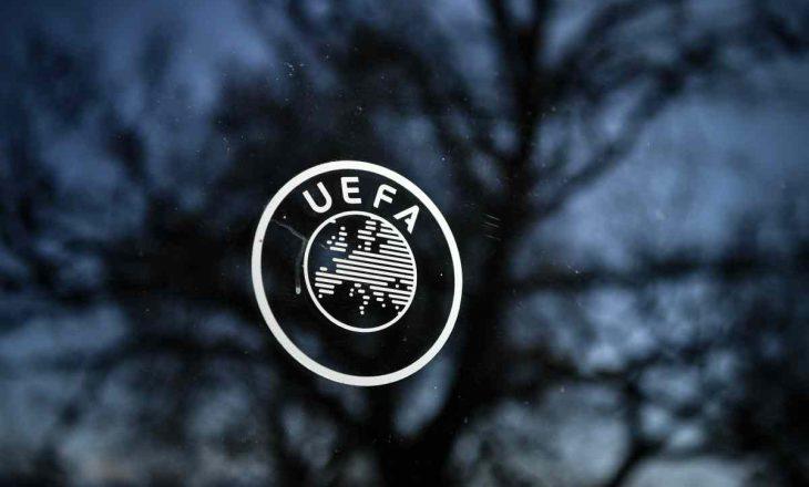 UEFA këmbëngulë për rifillimin e sezonit