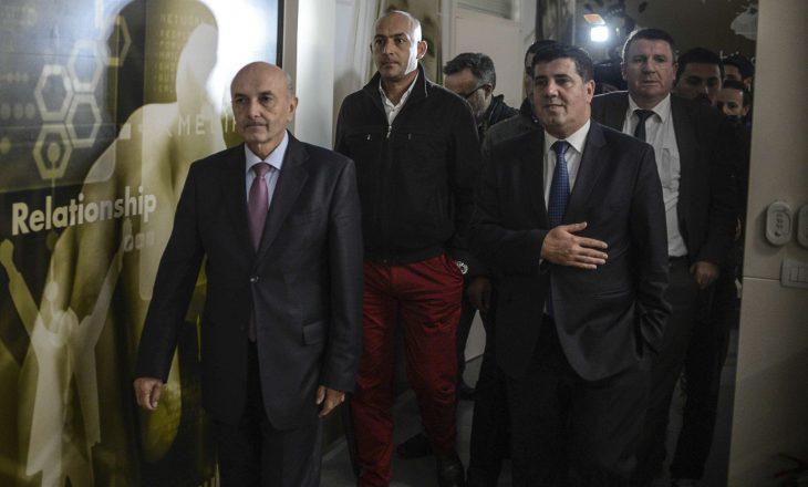 Haziri: Isa Mustafa është emër i pakontestuar për kryeministër të LDK-së