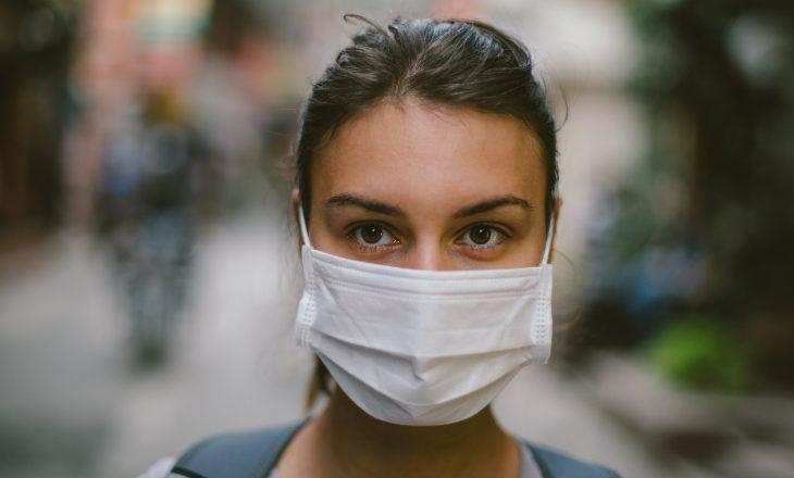 Në Gjermani bëhet detyrim mbajtja e maskës