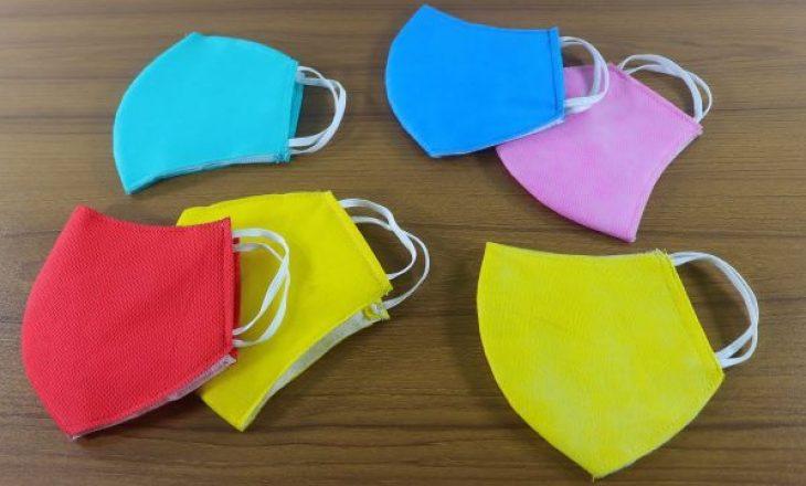 Sa të mbrojtur jeni nga maskat e copës, mësoni si t'i pastroni