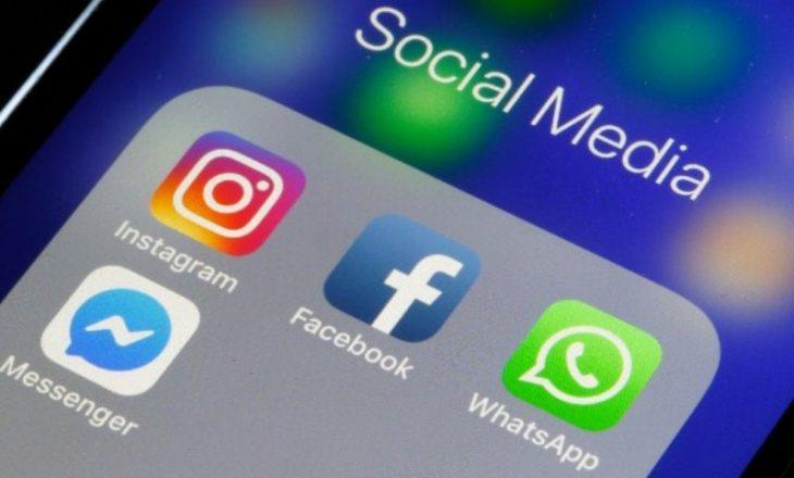 Facebook, Instagram dhe WhatsApp po përballen me një problem , nuk po shfaqen fotografitë