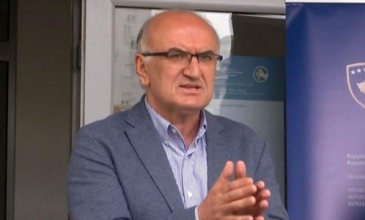 Naser Ramadani: Nëse qytetarët do t'i përmbaheshin masave, nuk do të na duhej intervenimi i policisë