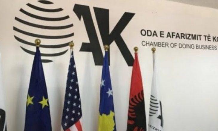 OAK: Ndalimi i qarkullimit nga një komunë në tjetrën rrezikon funksionimin e bizneseve esenciale