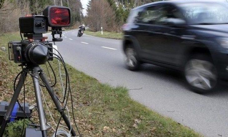 Pensionisti kosovar mbetet pa patentëshofer, voziti 158 km në orë në Zvicër