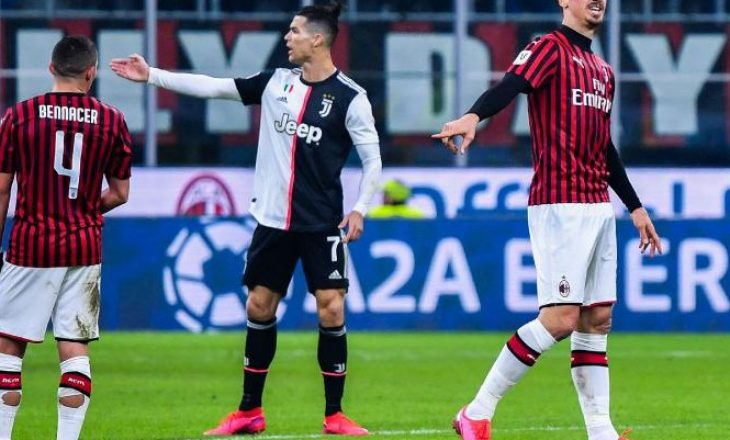 Media e afërt me Juventusin: Ronaldo do të jetë me bardhezinjtë deri në këtë vit