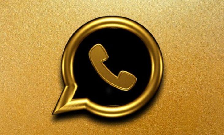 """Çfarë është """"WhatsApp Gold"""" që po qarkullon në WhatsApp?"""