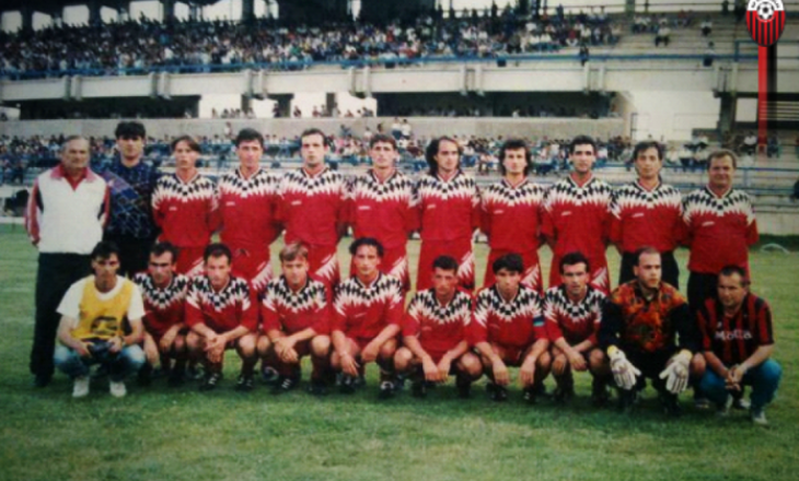 Koha kur Shkëndija e Tetovës drejtohej nga trajneri kosovar
