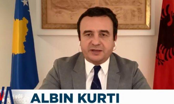 Kurti: Qeverisja nuk ishte e lehtë, Kosova vazhdon të jetë një shtet i kapur
