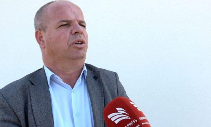 Smajl Latifi sërish kandidat i AAK-së për kryetar të Rahovecit