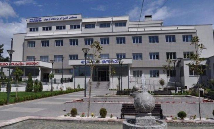 Vdes drejtori i Spitalit të Vushtrrisë