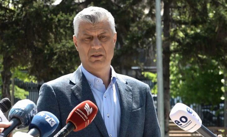 """Thaçi bën homazhe te """"Heroinat"""": Askush s'mund të amnistojë krimet e Serbisë"""
