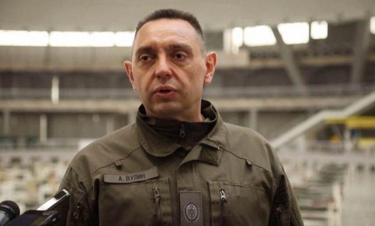 """Ministri serb i mbrojtjes: Edi Rama po vazhdon drejt krijimit të """"Shqipërisë së Madhe"""""""