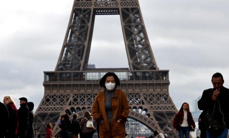 Në 24 orët e fundit, Franca raporton 288 viktima nga COVID-19