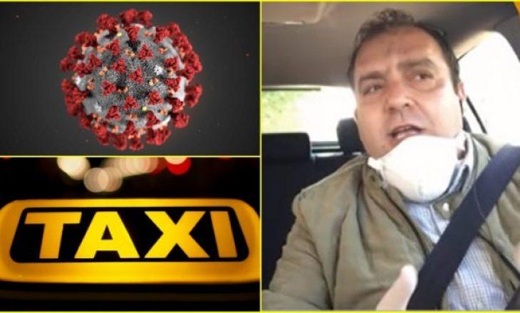 """""""Dëshirë e madhe për të vazhduar jetën"""", taksisti shqiptar tregon ndjesitë e rikthimit në punë"""