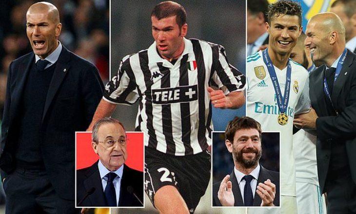 Zidane zëvendëson Sarrin te Juventus?