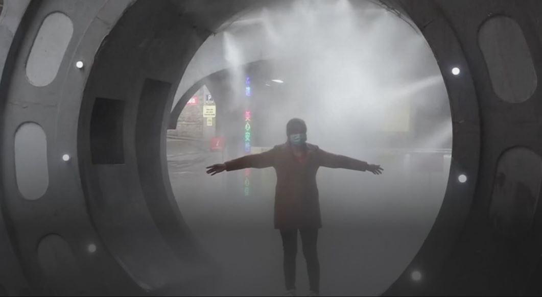 Prishtina merr masa shtesë kundër COVID 19   nesër promovon  tunelin dezinfektues