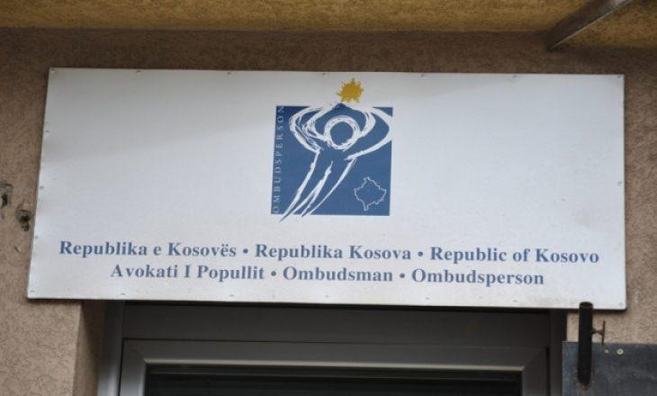 Avokati i Popullit ka një kërkesë në lidhje me personat e karantinuar në Kosovë