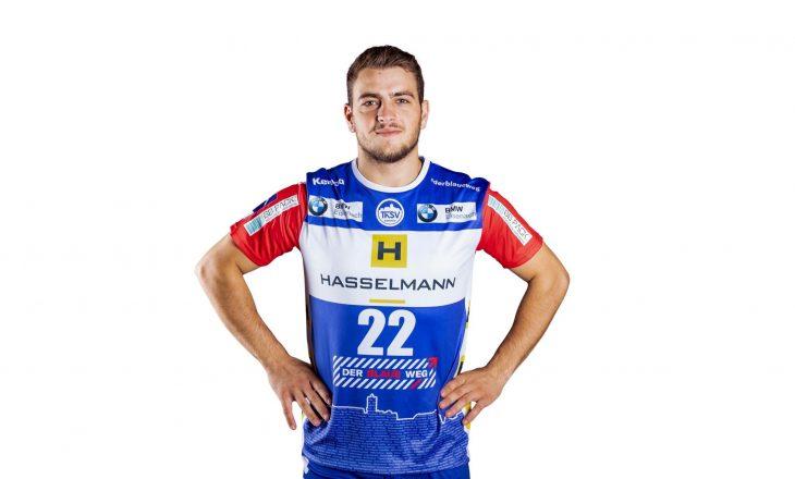 Lojtari i Bundesliga 2 në dispozicion të Kosovës