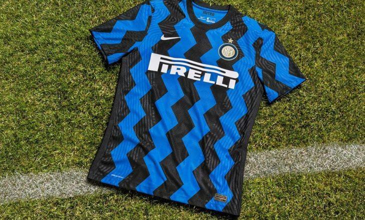 Këtë fanellë do ta veshin futbollistët e Inter në sezonin e ri