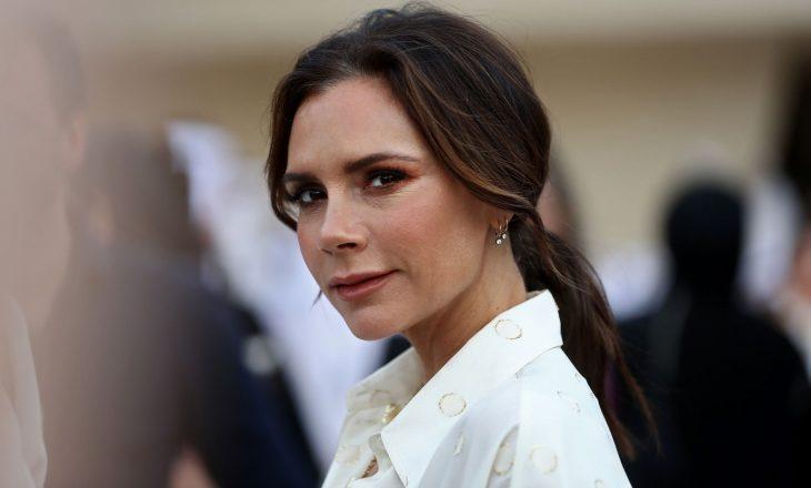 Victoria Beckham thotë se veshjet e ngushta ishin shenjë e pasigurisë së saj