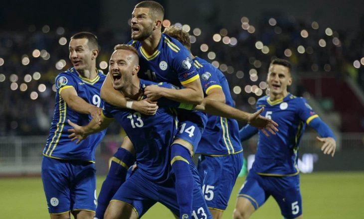 Caktohen datat e Kosovës në Ligën e Kombeve 2020/21