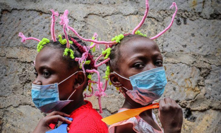 Modeli 'koronavirus' i flokëve po ndihmon në rritjen e vetëdijes në Afrikën Lindore