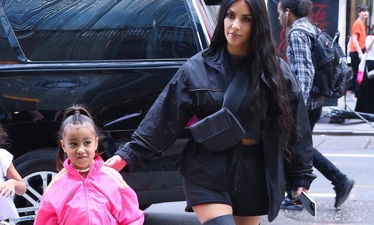 Dhoma e vajzës së Kim Kardashian e dizajnuar për të zvogëluar ankthin dhe stresin