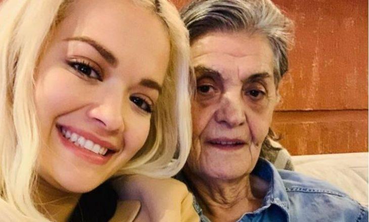 Rita Ora: Eulogji për gjyshen e saj të ndjerë